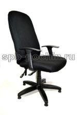 Кресло с откидывающейся спинкой  КР-5 Люкс (ткань)