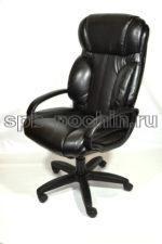 Кресло руководителя КР-19.1 черный глянец