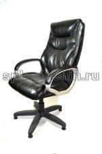 Офисное кресло руководителя КР-25 черное