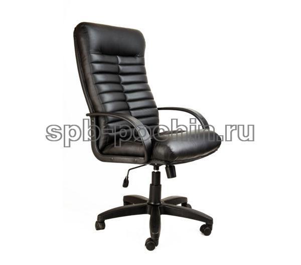 Черное компьютерное кресло КР-14