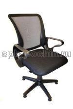 Кресло офисное КР-3.4 в черном цвете