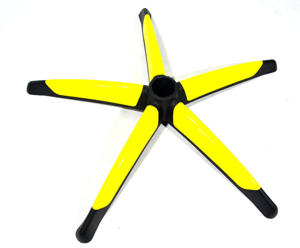Крестовина с желтыми накладками