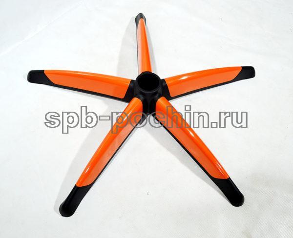 Крестовина с оранжевыми накладками