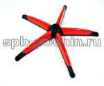 Крестовина с красными накладками 700 мм