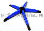 Крестовина с голубыми накладками 700 мм