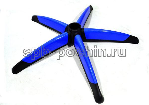 Крестовина с голубыми накладками
