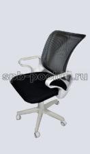 Кресло компьютерное черное КР-3.4 ткань