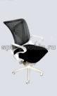 Кресло компьютерное черное КР-3.4
