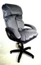 компьютерное кресло КР-27серое ткань