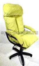 Компьютерное кресло КР-27фисташка ткань