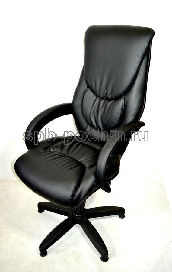 Кресло руководителя КР-4 черное